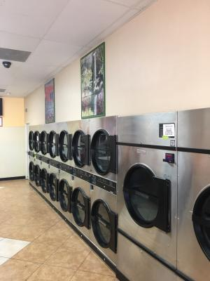 Indio, Riverside County Laundromat - Asset Sale For Sale