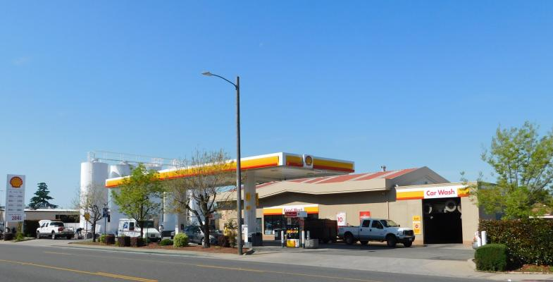 Lincoln, Placer County Gas Station Convenience Store And Car Wash For Sale
