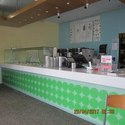 Inland Empire Pinkberry Yogurt Shop Franchise - Cinema Location For Sale