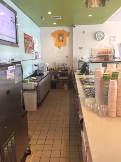 Walnut Creek, SF Bay Area Blush Organic Yogurt Shop - In Prime Area For Sale