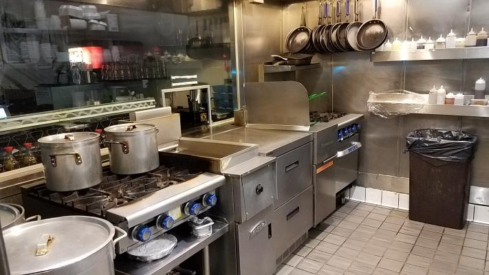 Ramen And Sushi Restaurant Business For Sale