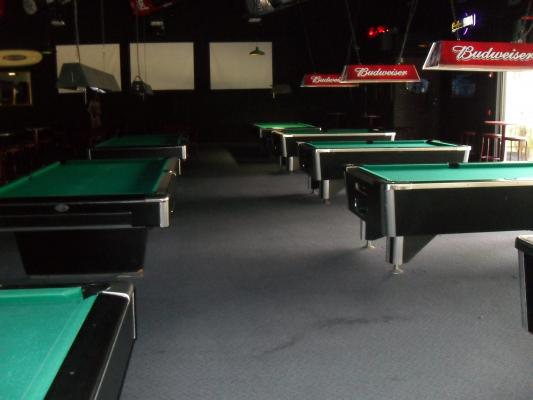 San Bernardino County Sports Bar Grill And Billiards - ABC 47 License For Sale