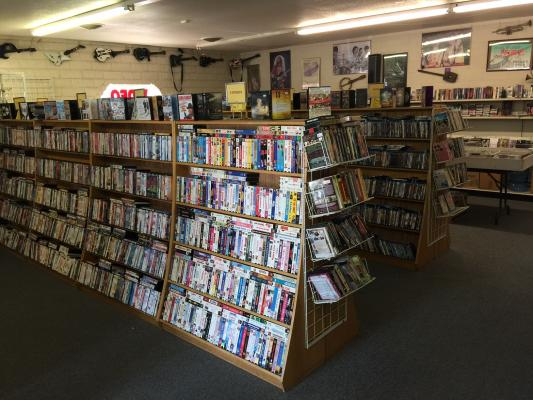 Video Store Business For Sale