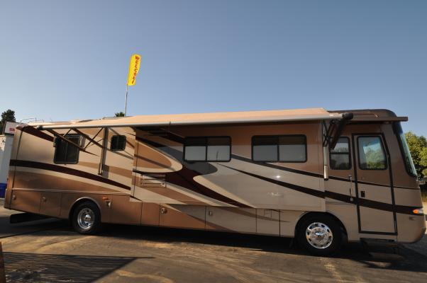 North San Diego County RV Rentals Company - Fast Growing For Sale