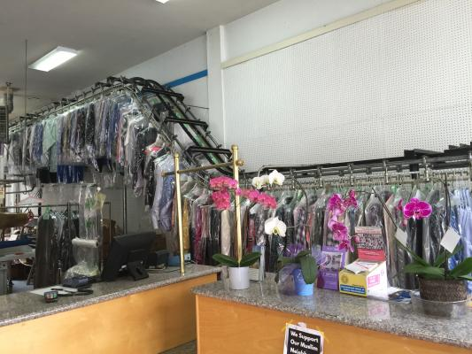 Alameda County Full Plant Dry Cleaners For Sale