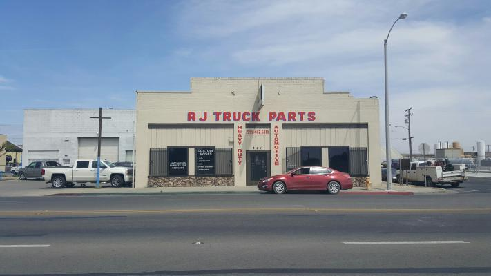 Tulare County Area Truck Auto Parts Store With Real Estate For Sale