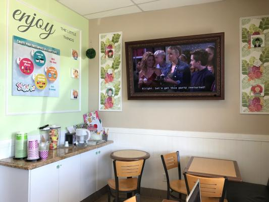 San Francisco Bay Area Ice Cream Frozen Yogurt Shop For Sale