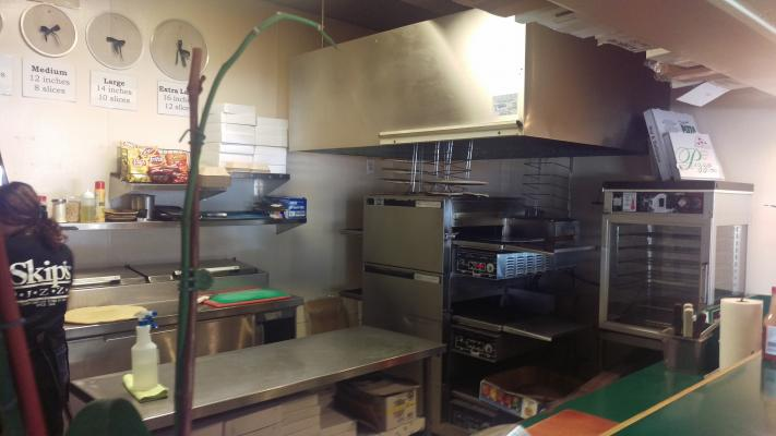 Downtown Los Altos Pizza Restaurant - Absentee Run For Sale
