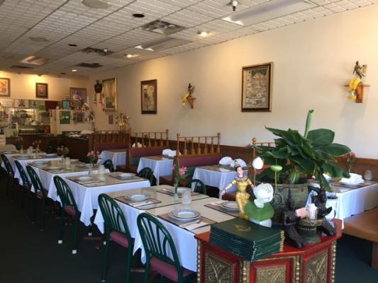Contra Costa County Thai Restaurant For Sale
