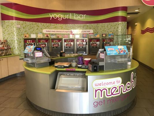 Los Angeles County Area Menchies - Self Serve Yogurt Franchise For Sale