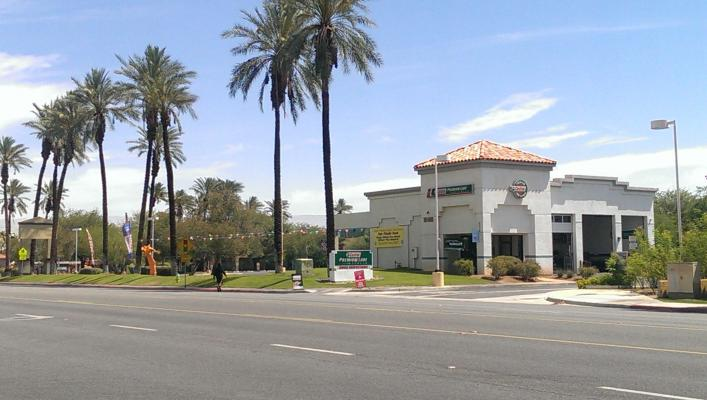 Riverside County Auto Lubrication And Smog Inspection Shop For Sale