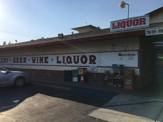 Fresno County Area Liquor Store - Excellent Location For Sale