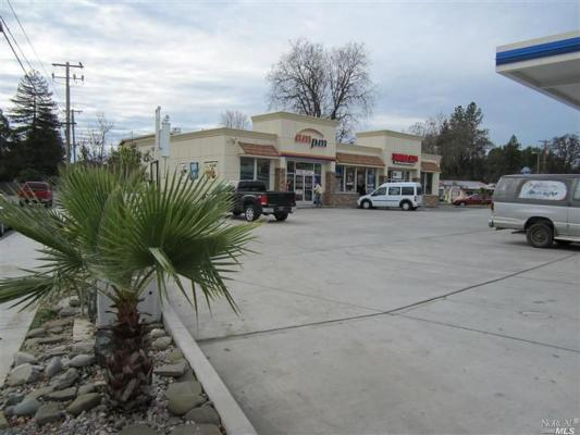 Mendocino County Arco AMPM Gas Station With Property Business For Sale