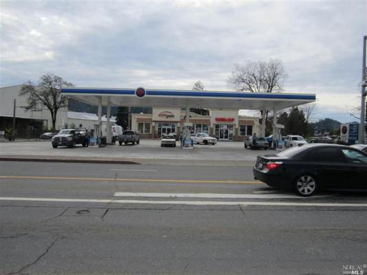 Arco AMPM Gas Station With Property Company For Sale