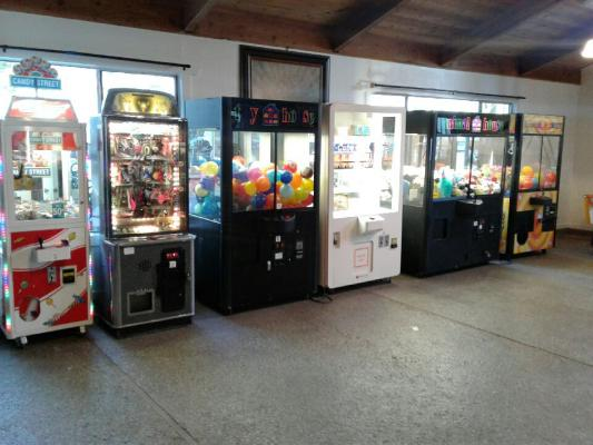 Amusement Games Company- 30 Years Established Business For Sale