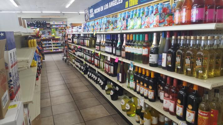 Long Beach, Los Angeles Area Convenience Store - With Real Estate For Sale