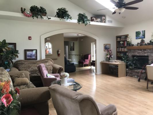 Elderly Residential Care Home With Real Estate Business For Sale
