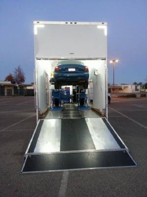 California Mobile Fleet Repair - Complete Shop On Wheels For Sale