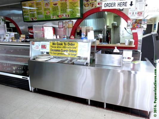 Riverside County Salvadorian Restaurant For Sale