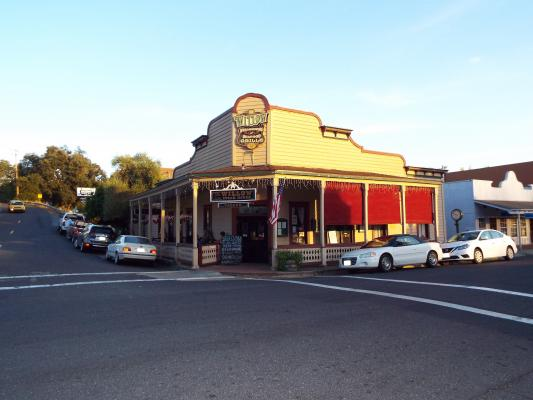Jamestown, Tuolumne County Steakhouse And Bar, Type 47 License, Real Estate For Sale