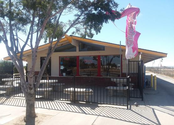 Los Angeles County Area Drive Thru Burger Restaurant, Property - Large Lot Companies For Sale