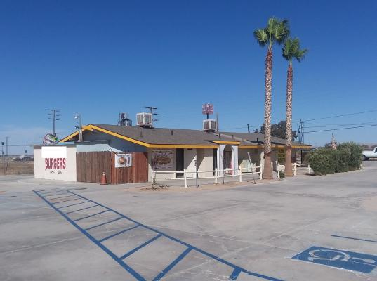 Buy, Sell A Drive Thru Burger Restaurant, Property - Large Lot Business