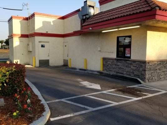 Chino, San Bernardino County Hamburger Restaurant With Drive Thru For Sale