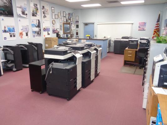 Antelope Valley Area Office Equipment Supplies Service - Absentee Run For Sale