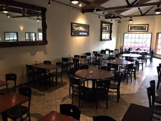Mount Shasta Restaurant - Fully Equipped For Sale