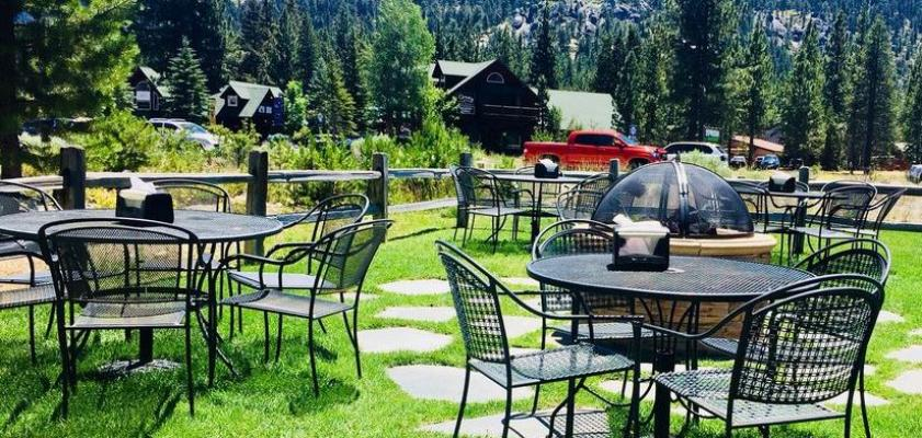 El Dorado County Pizza Restaurant With Property - Well Established For Sale