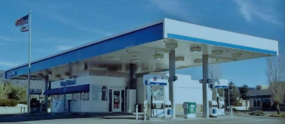 Riverside County Chevron Gas Station With C-Store And Land For Sale