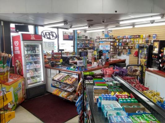 Yuba City Branded Gas Station, Mart - With Real Estate Companies For Sale