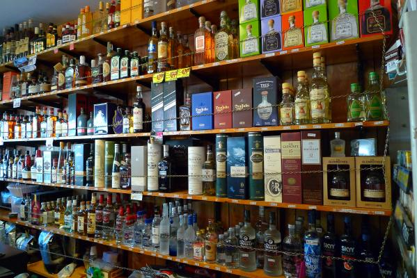 Liquor Store With Deli Business For Sale