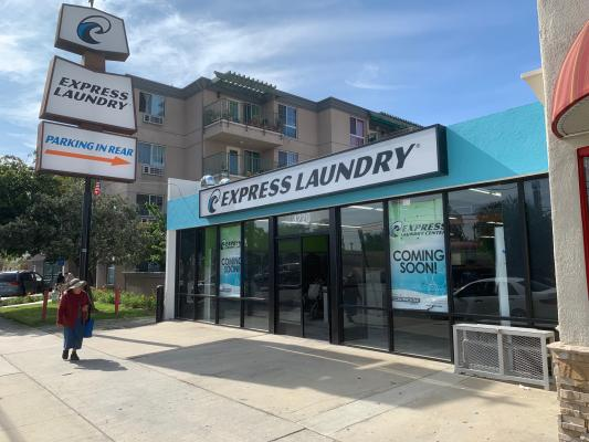 Bell, Los Angeles County Coin Laundry Express Laundry Center For Sale