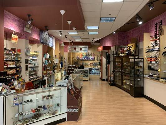 Newpark Mall, Newark Gifts, Novelties, Cigars Shop For Sale