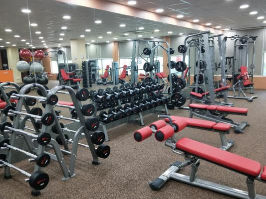 Yolo County Gym For Sale