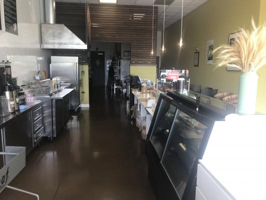 Cafe, Bakery - Fully Equipped, Modern Business For Sale