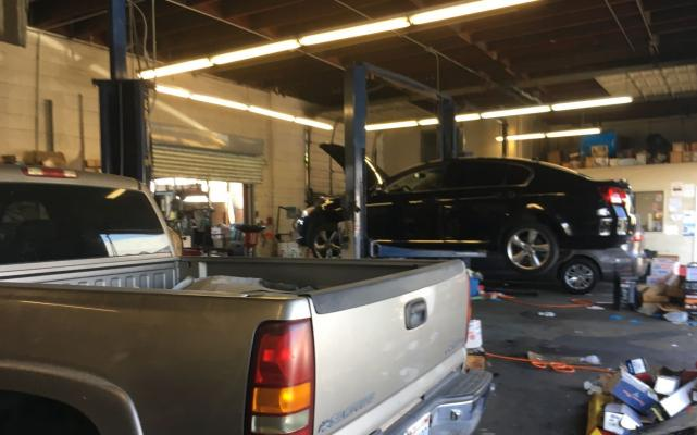 Norwalk, Los Angeles County Auto Repair Shop - With Real Estate Owner Retiring For Sale
