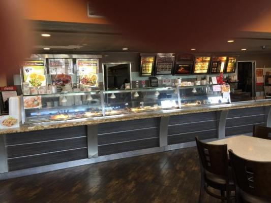 Chinese Fast Food Restaurant Business For Sale