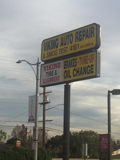 Long Beach, LA County Mechanic Shop - With Real Estate For Sale