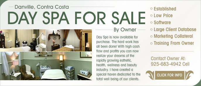 Contra Costa County Salon For Sale