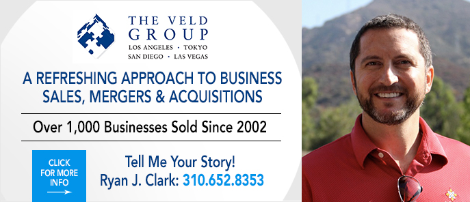 Veld Group Business Brokerage Los Angeles County