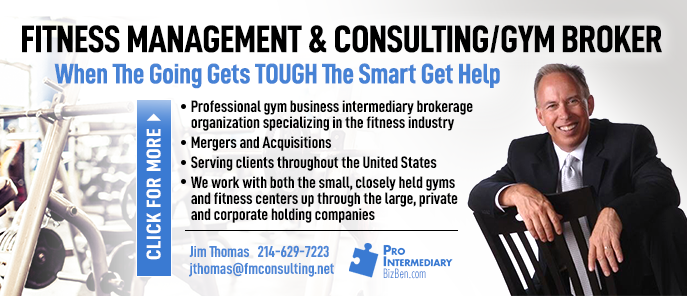 Jim Thomas Broker Consultant Fitness
