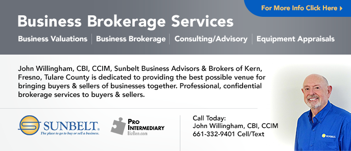 John Willingham Sunbelt Business Brokers