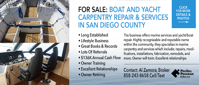Boat And Yacht Carpentry Repair