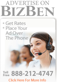 Advertise On BizBen