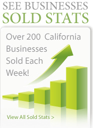 Business For Sale California Stats