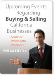 California Educational Events Buying And Selling Businesses