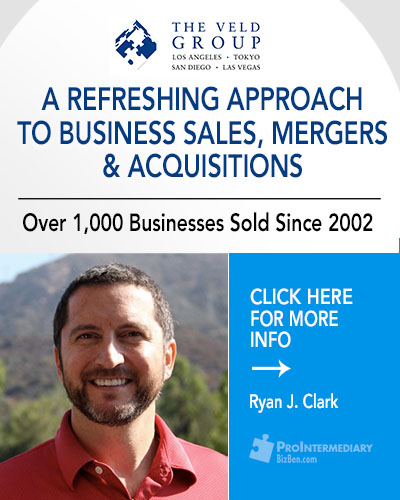 Ryan Clark The Veld Group Business Broker