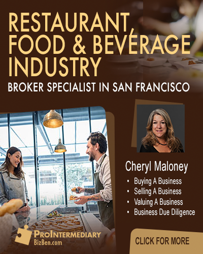 Cheryl Maloney Restaurant Broker